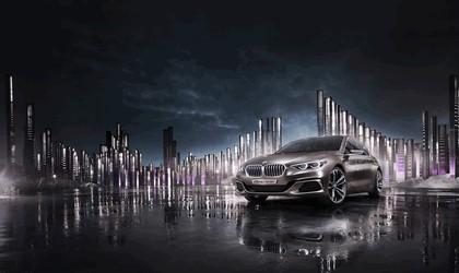 2015 BMW Concept Compact Sedan 4