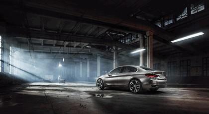 2015 BMW Concept Compact Sedan 12
