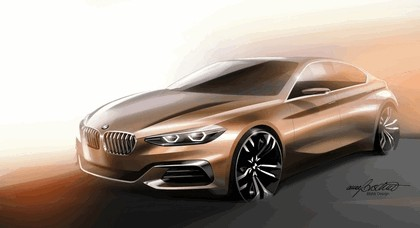 2015 BMW Concept Compact Sedan 19