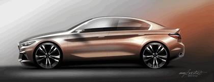 2015 BMW Concept Compact Sedan 20