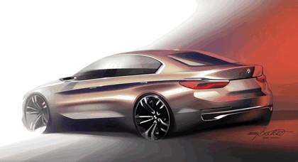 2015 BMW Concept Compact Sedan 21