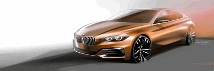 2015 BMW Concept Compact Sedan 23