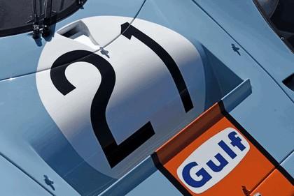 1971 Porsche 917K - Gulf livery ( 2015 restoration ) 6