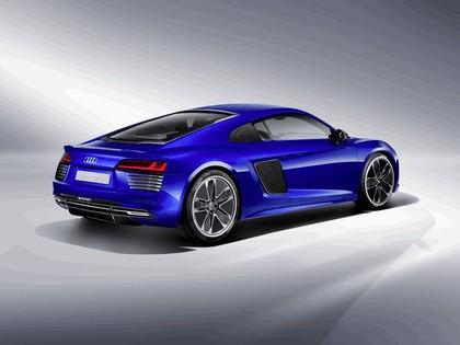 2015 Audi R8 e-tron piloted driving 2