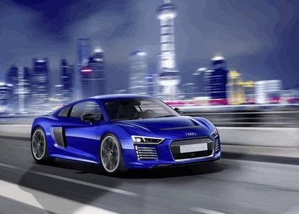 2015 Audi R8 e-tron piloted driving 7