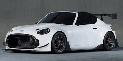 2015 Toyota S-FR racing concept 4