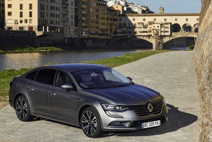 2015 Renault Talisman - test drive in Tuscany 6