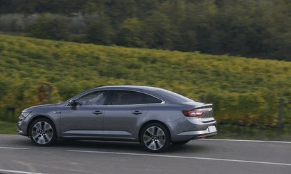 2015 Renault Talisman - test drive in Tuscany 65