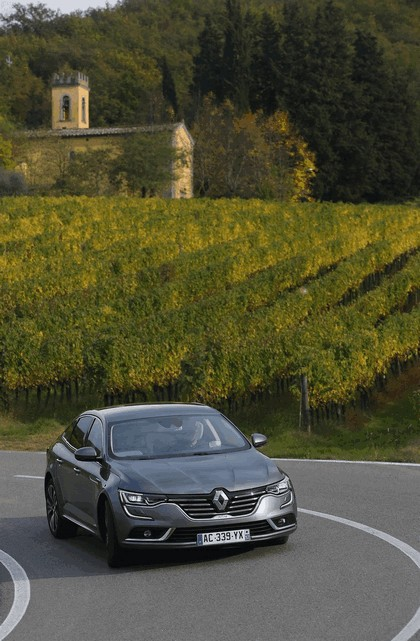 2015 Renault Talisman - test drive in Tuscany 70