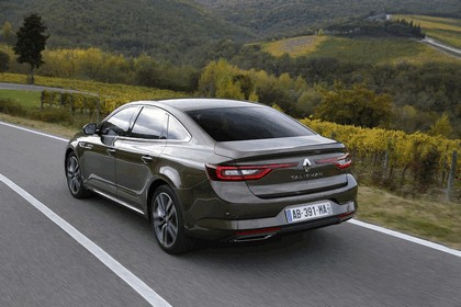 2015 Renault Talisman - test drive in Tuscany 74