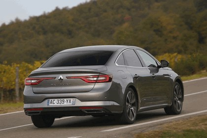 2015 Renault Talisman - test drive in Tuscany 77