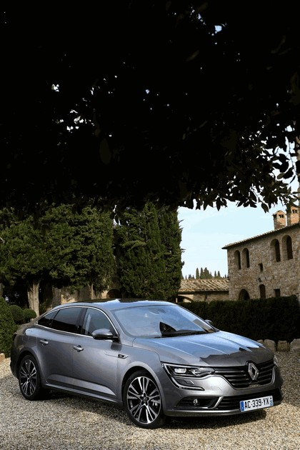 2015 Renault Talisman - test drive in Tuscany 80