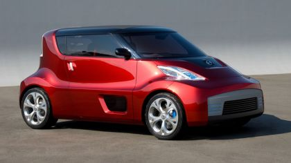 2007 Nissan Round Box concept 3