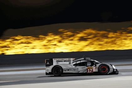2015 Porsche 919 Hybrid 412