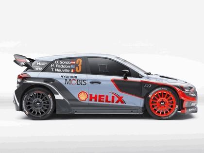 2016 Hyundai i20 WRC 3