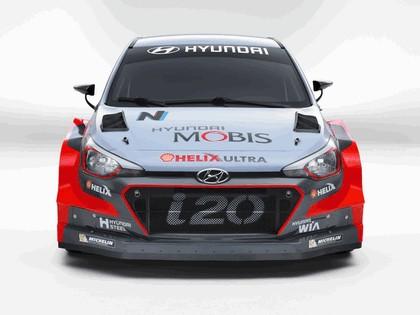 2016 Hyundai i20 WRC 5