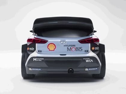 2016 Hyundai i20 WRC 7
