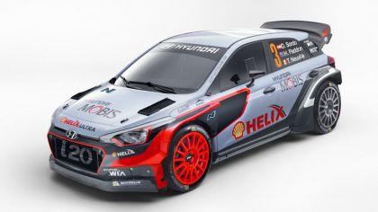 2016 Hyundai i20 WRC 1