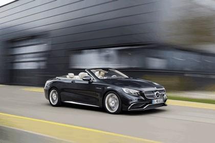 2016 Mercedes-AMG S 65 cabriolet 1