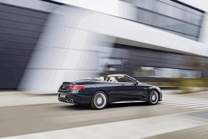 2016 Mercedes-AMG S 65 cabriolet 4