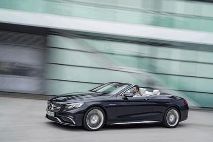 2016 Mercedes-AMG S 65 cabriolet 6