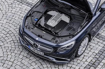 2016 Mercedes-AMG S 65 cabriolet 13