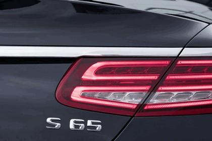 2016 Mercedes-AMG S 65 cabriolet 15