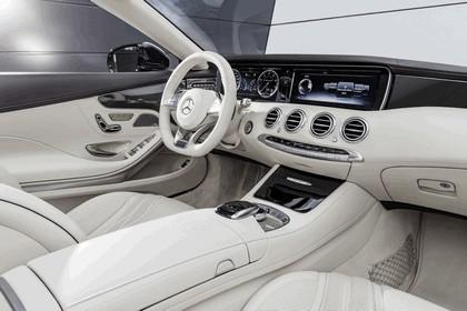 2016 Mercedes-AMG S 65 cabriolet 16