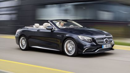 2016 Mercedes-AMG S 65 cabriolet 4