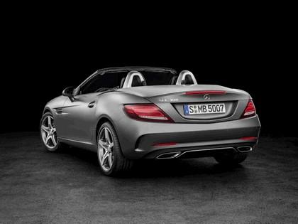 2016 Mercedes-Benz SLC 300 3