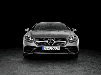 2016 Mercedes-Benz SLC 300 4