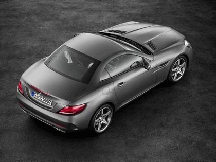 2016 Mercedes-Benz SLC 300 7