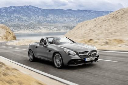 2016 Mercedes-Benz SLC 300 10
