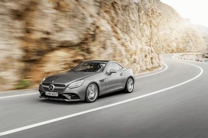 2016 Mercedes-Benz SLC 300 11
