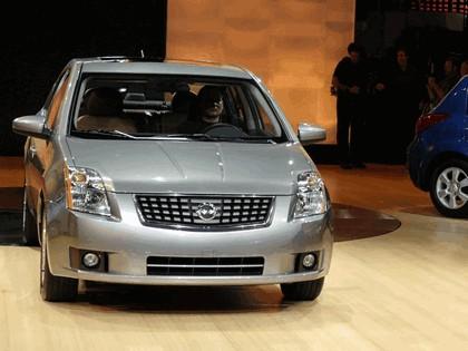 2007 Nissan Sentra 2.0 13
