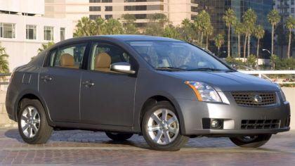 2007 Nissan Sentra 2.0 1