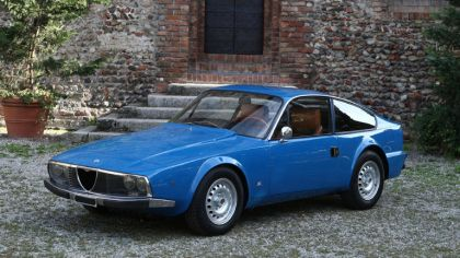 1972 Alfa Romeo GT Junior by Zagato 3