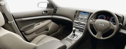 2007 Nissan Skyline 250GT 4