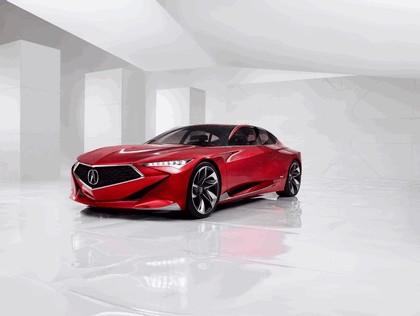 2016 Acura Precision concept 1