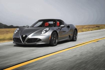 2016 Alfa Romeo 4C Spider - USA version 4