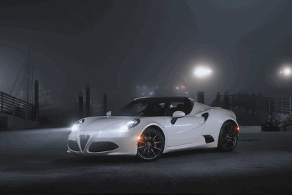 2016 Alfa Romeo 4C Spider - USA version 38