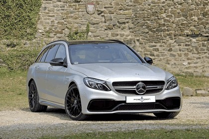 2016 Mercedes-AMG C63 by Posaidon 1