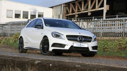 2015 Mercedes-AMG A45 4Matic by Posaidon 3