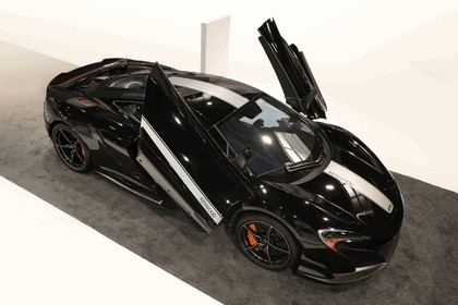 2016 McLaren 675LT JVC-Kenwood concept 1