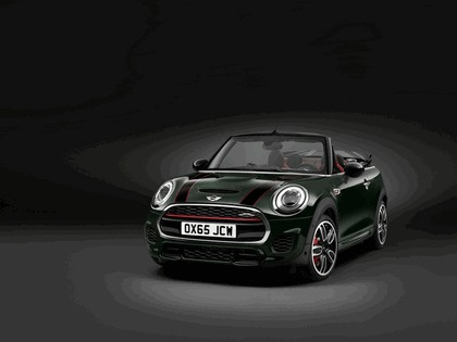 2016 Mini John Cooper Works convertible 1