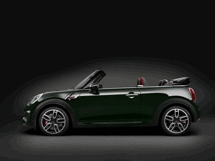 2016 Mini John Cooper Works convertible 2