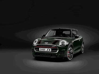 2016 Mini John Cooper Works convertible 4