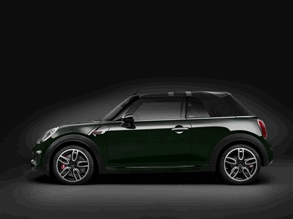 2016 Mini John Cooper Works convertible 5