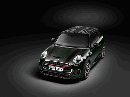 2016 Mini John Cooper Works convertible 7