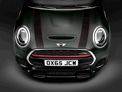 2016 Mini John Cooper Works convertible 10